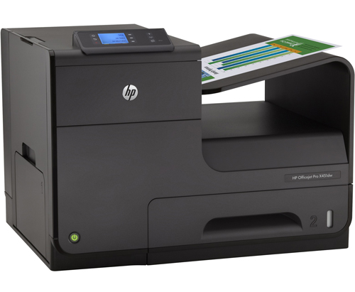 Máy in HP Color LaserJet X451DW